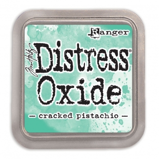 Distress Oxide Ink - Cracked Pistachio